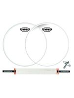 Evans EPP-G1RDH30 - Snare Drum Power Pack
