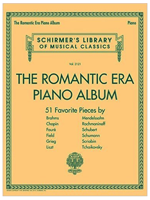 Volonte The Romantic era Piano Album