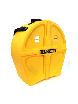 Hardcase HNP14S-Y - Custodia rigida per rullante da 14
