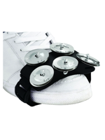 Meinl CFT5-BK Compact Foot Tambourine
