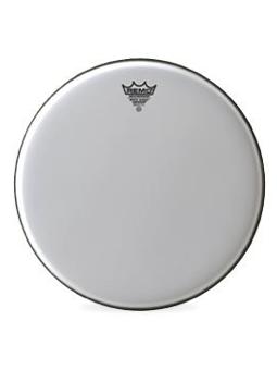 Remo BE-0818-WS - White Suede Emperor 18