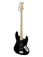 Squier Vintage Modified Jazz Bass 77 Black