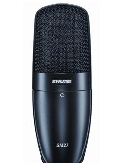 Shure SM-27