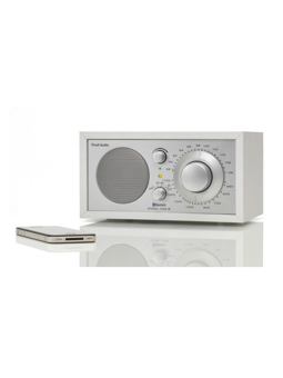 Tivoli Audio - Henry Kloss Model One BT White / Silver con Bluetooth