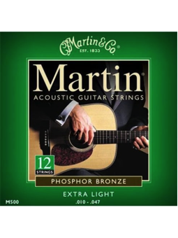 Martin M500 EX LIGHT 12 S