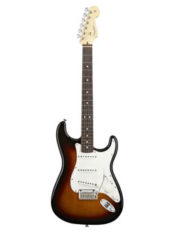 Fender American Standard Stratocaster 3-Color Sunburst Rw