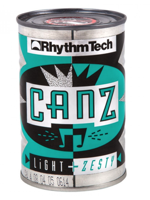 Rhythm Tech RT-CN-G - Canz Shaker Light Zesty - Green