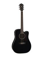Washburn HD-10SCE Black