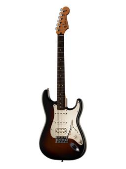 Fender Mex Standard Stratocaster HSS Brown Sunburst Rw