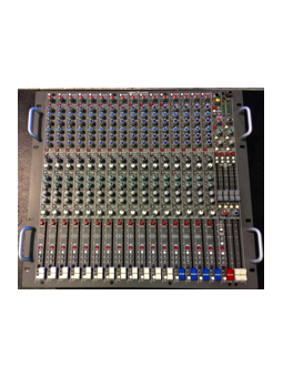 Crest Audio X-Rack mixer