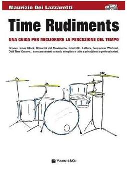 Volonte Time Rudiments + CD MP3