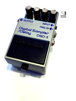 Boss DSD-3 Digital Sampler Delay