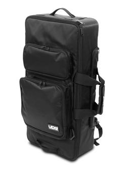 Udg U9104BL/OR Ultimate Midi Controller Backpack Large Black/Orange inside