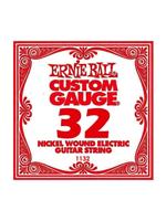 Ernie Ball 1132 Corda Singola Nickel 0,32