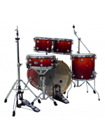 Tamburo STP20O - Studio Drumkit Orange