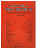 Volonte CANZONI AL PIANOFORTE V.1