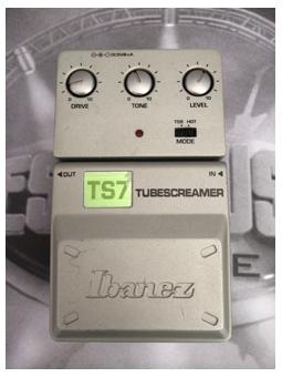 Ibanez TS-7