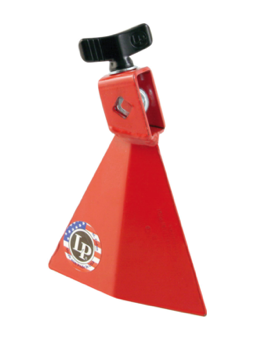 Lp LP 1233 Jam Bell Red Low Pitch