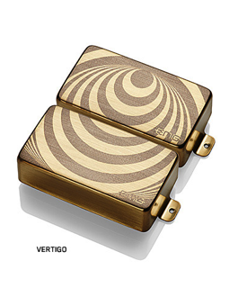 Emg ZW Set Vertigo Bronze Gold