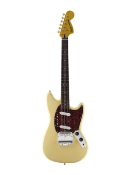 Fender Vintage Modified Mustang Vintage White Rw