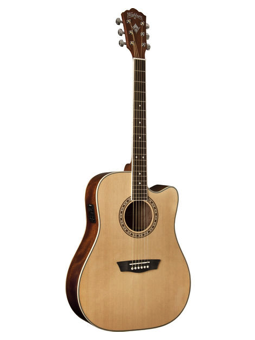 Washburn WD10CE Natural