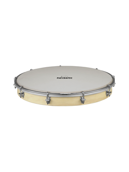 Nino TUNABLE HAND DRUM WITH TRUE FEEL SYNTHETIC HEAD, 12""