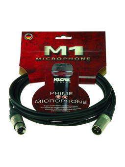 Klotz M1FM1N Microphone Cable 10mt