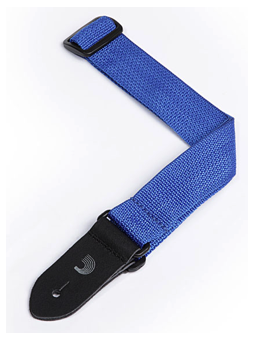 Planet Waves Polypropylene Ukulele Strap - Blue