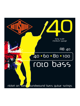 Rotosound rb-40 40-100