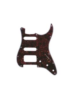 Fender Pickguard Stratocaster Hss Tortoise
