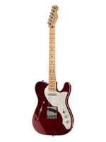Fender Fsr Deluxe Tele Thinline Mn Car