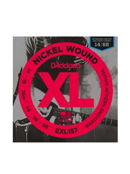 DAddario EXL157 Nickel Wound, Baritone