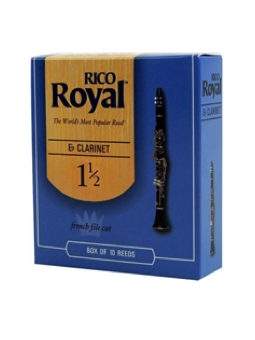 Rico Clarinet Eb 1,5