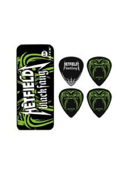 Dunlop Hetfield Black Fang Box 6