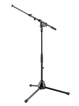 Konig & Meyer 25900 Microphone Stand - Black