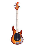 Music Man Ray34QM Honey Burst