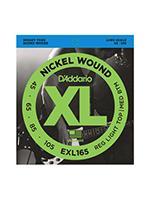 Daddario EXL165 Nickel Wound Bass