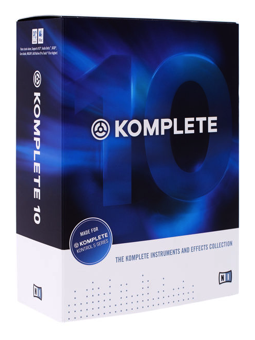 Native Instruments Komplete 10 - offerta limitata!