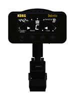 KORG AW-3M Dolcetto Clip-on Tuner/Metronome