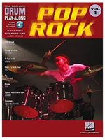 Volonte Drum Play Along V.1 Pop/Rock + CD