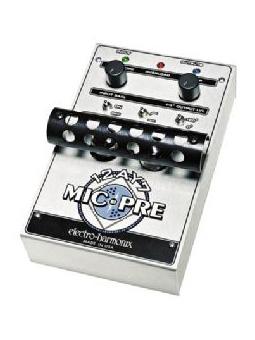 Electro Harmonix 12ay7  Tube Mic Pre Amp