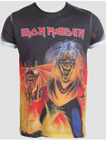 Rock Off IRON MAIDEN NOTB sublimation Print S