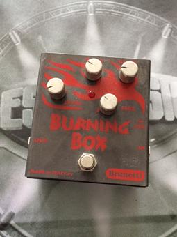 Brunetti Burning Box