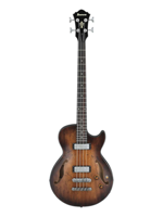Ibanez AGBV200A-TCL Distressed - Tobacco Burst low Gloss