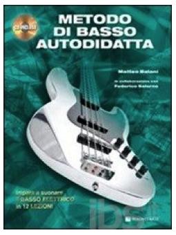 Volonte METODO DI BASSO AUTODIDATTA + DVD