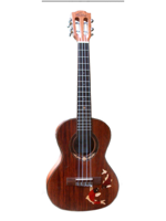 Leho Ukulele Tenor Fish Design