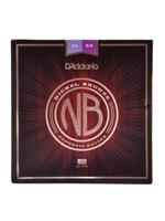 Daddario NB1152 Nickel Bronze Custom Lite