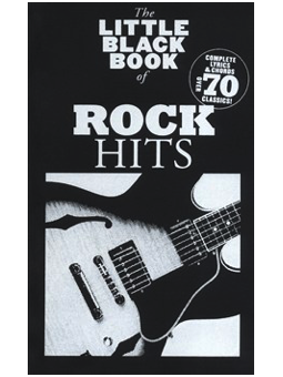 Volonte LITTLE BOOK OF ROCK HITS