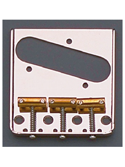 Allparts TB-5120-001 Bridge for Tele