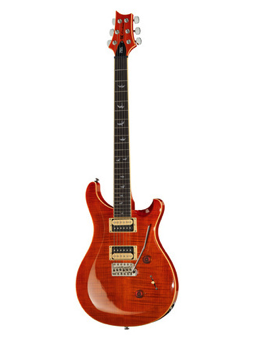 Prs SE Custom 24 30th Anniversary Orange